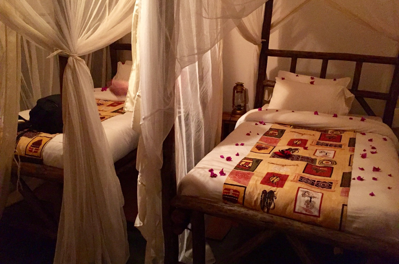 La Chambre dans l'Ambureni Coffee Lodge