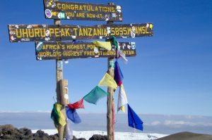 Die passende Reisezeit zur Besteigung des Kilimandscharos