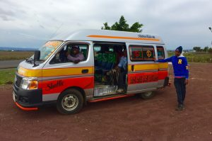 Transport to Kilimanjaro Airport