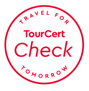 TourCert Check Logo