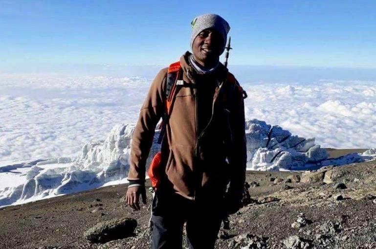 Guide auf dem Kilimandscharo
